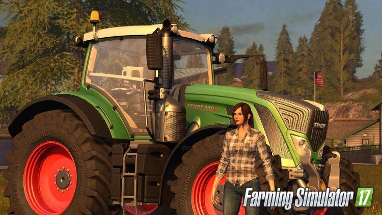 farming simulator 17 tractor
