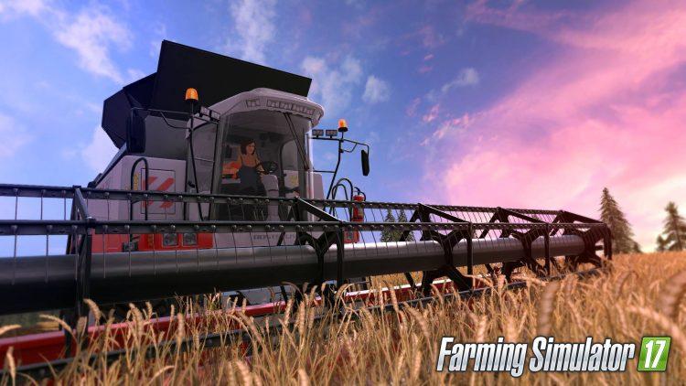 fs17 harvester