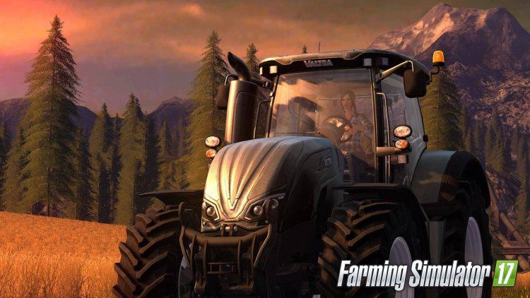 fs17 tractor driver