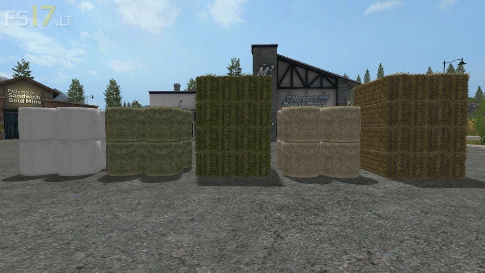 Buy Bales V 1 17 Beta Fs17 Mods