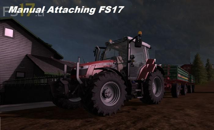 manual-attaching