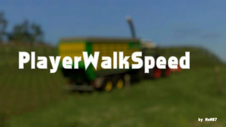 player-walk-speed
