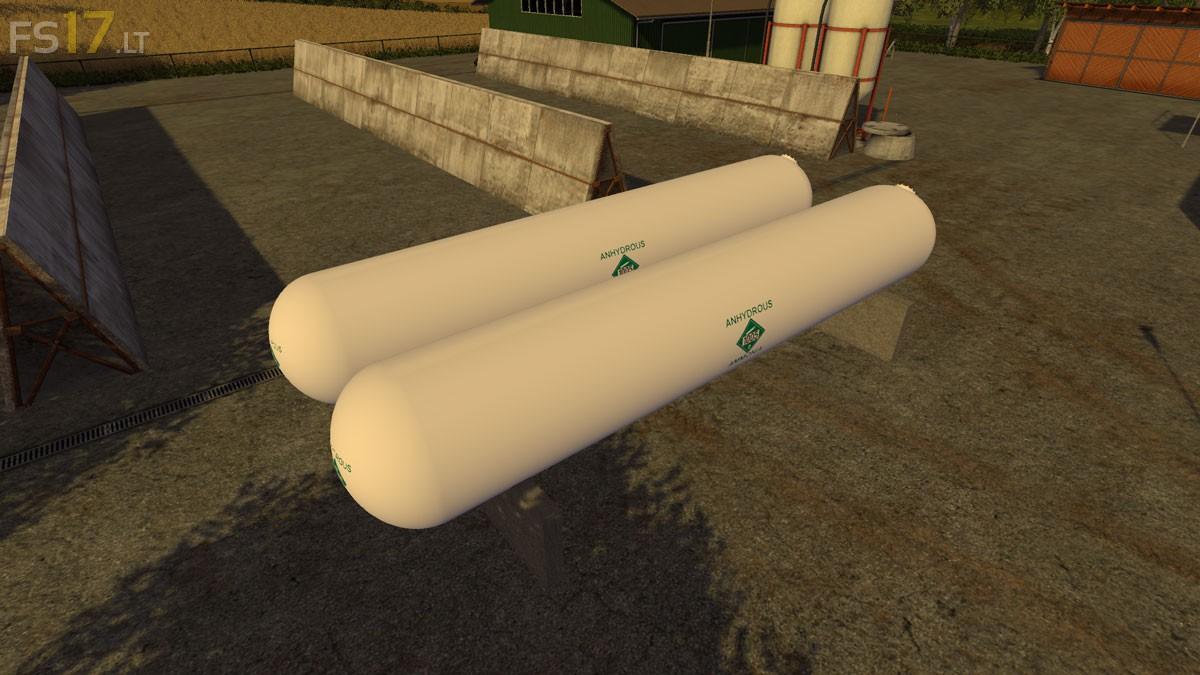 Placeable Anhydrous Liquid Fertilizer Tank V 1 0 Fs17 Mods