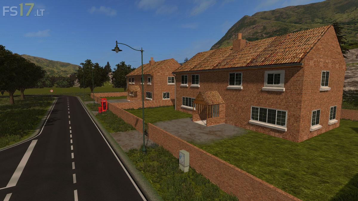 British Farm Style Map V 1 0 Fs17 Mods
