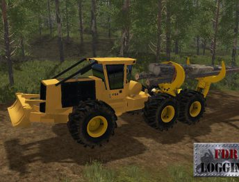 clambunk-skidder