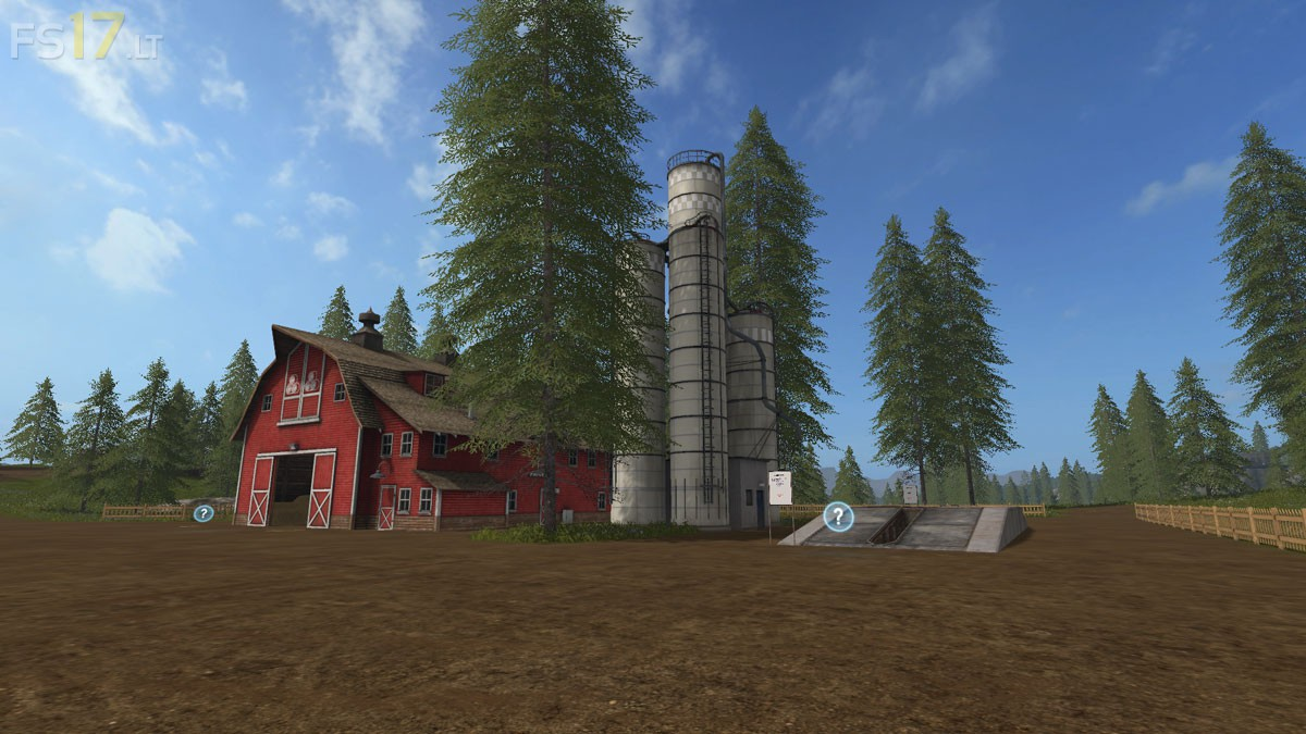 Farm World Map V 1 0 Fs17 Mods