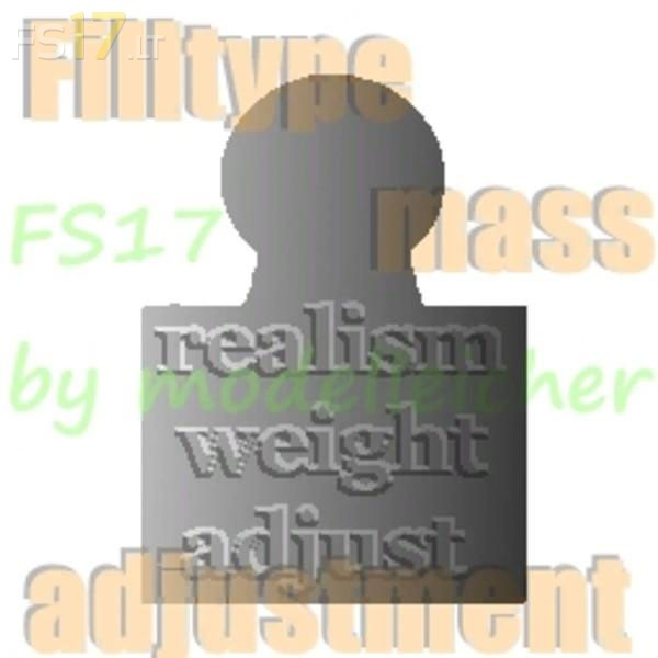 fill-type-mass-adjustment