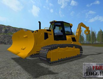 forestry-bulldozer