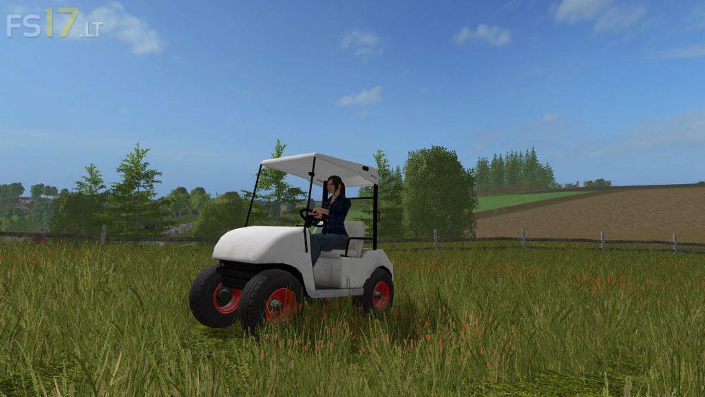 Golf Cart V 1 0 Fs17 Mods