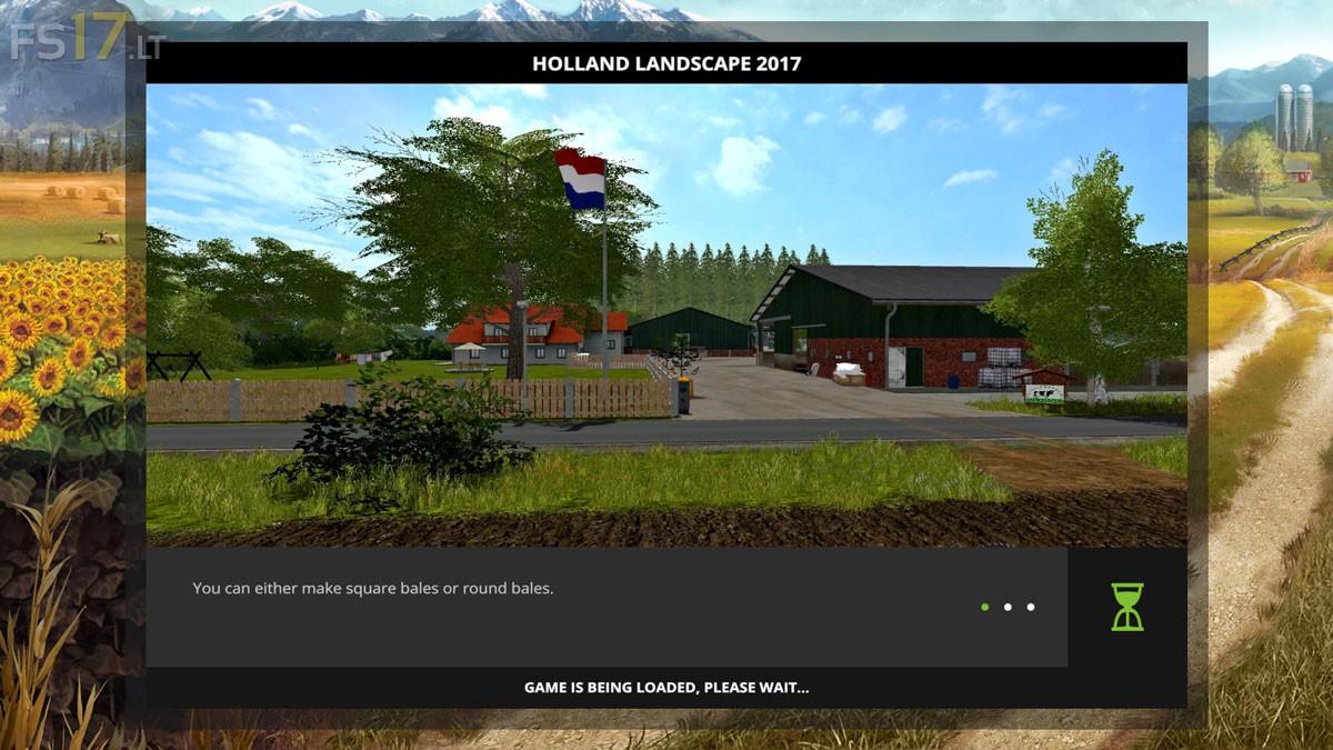 Forestry Truck For Sale Holland Landscape 2017 Map v 1.0 – FS17 mods