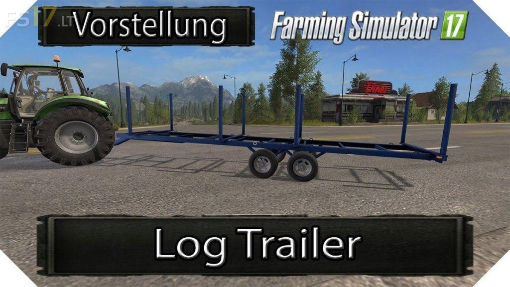 log-trailer