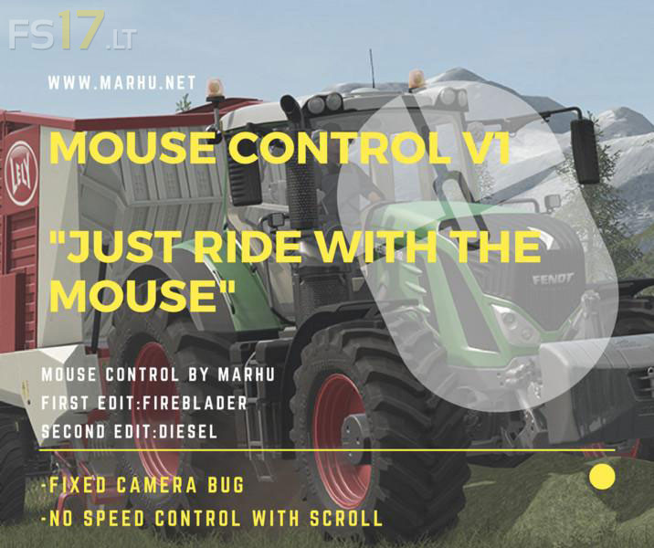 mouse-control
