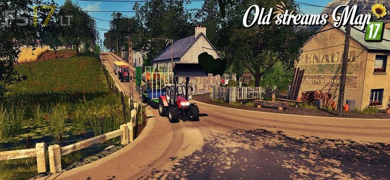 Https Fs17 Lt Old Streams Map V 1 0 0
