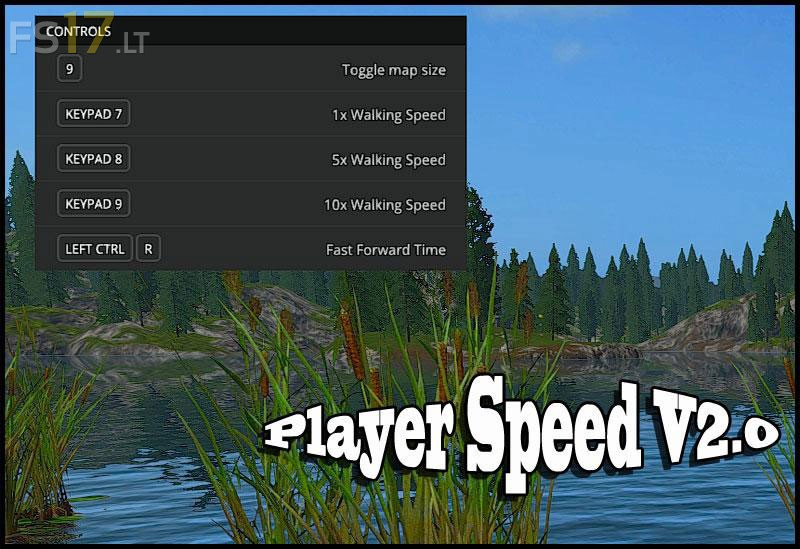 player-speed