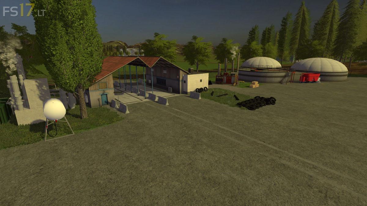 American Farm Map V 1 0 Fs17 Mods