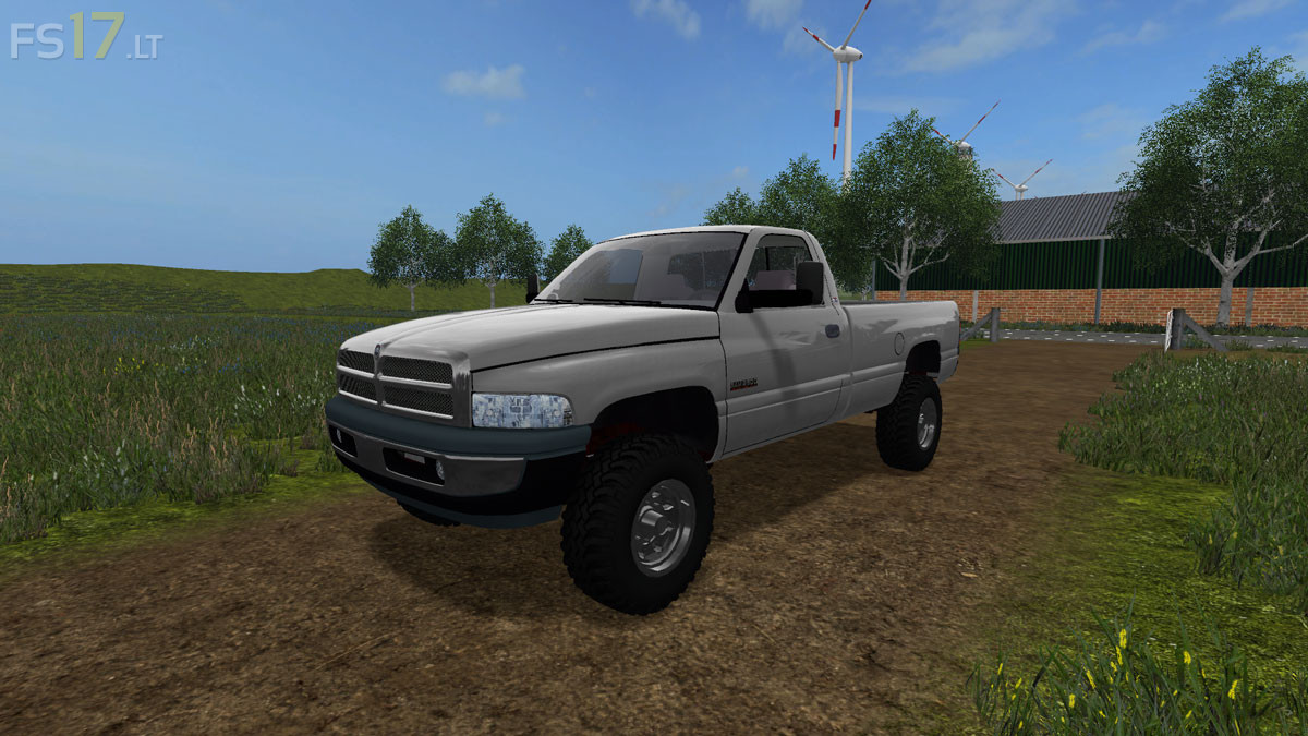dodge ram 2500 fs17 mods. Black Bedroom Furniture Sets. Home Design Ideas