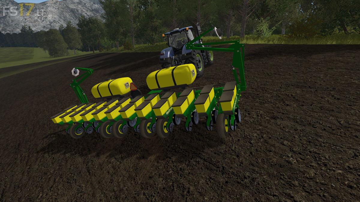 John Deere 1760 12 Row Planter V 1 1 1 Fs17 Mods