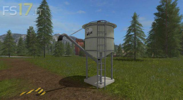 pig-feed-silo