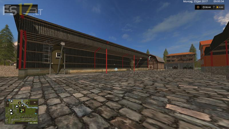 Saw Mill For Sale >> Norway Map v 3.0 - FS17 mods