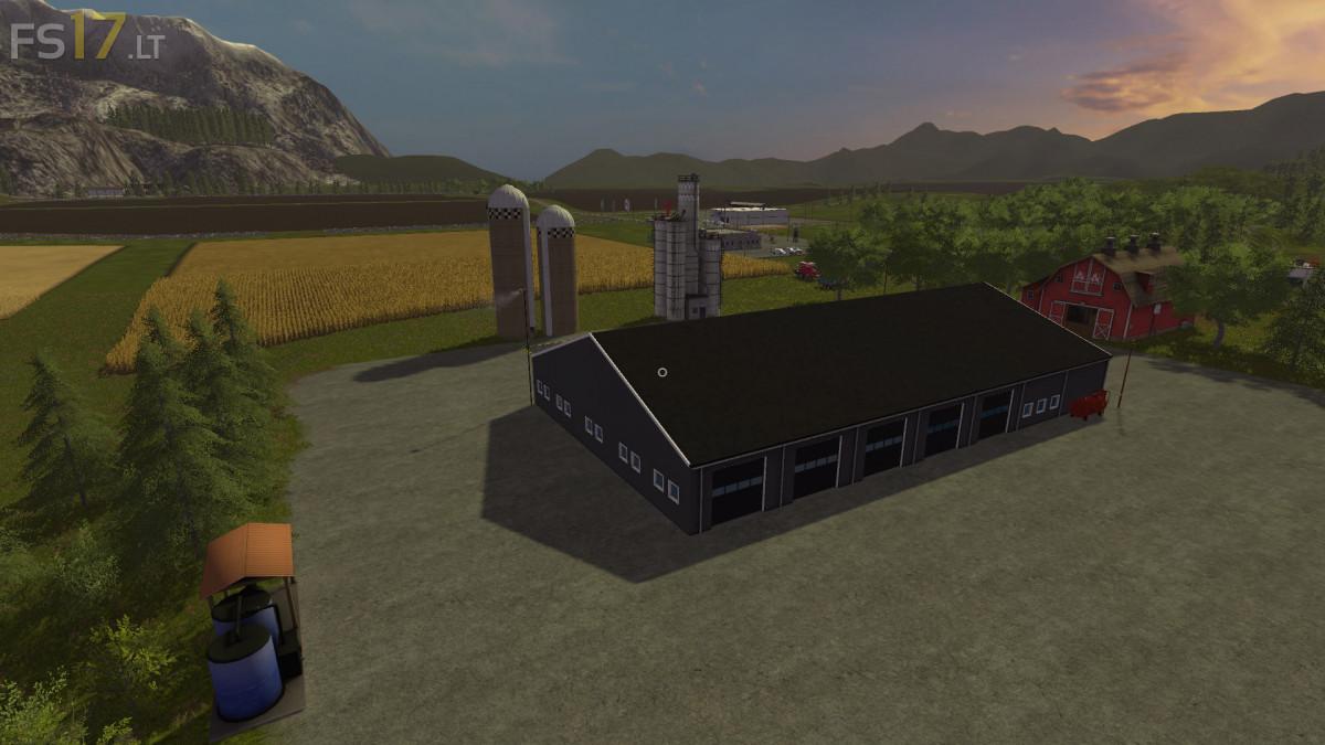 Woodmeadow Farm Map V 1 1 2 Fs17 Mods
