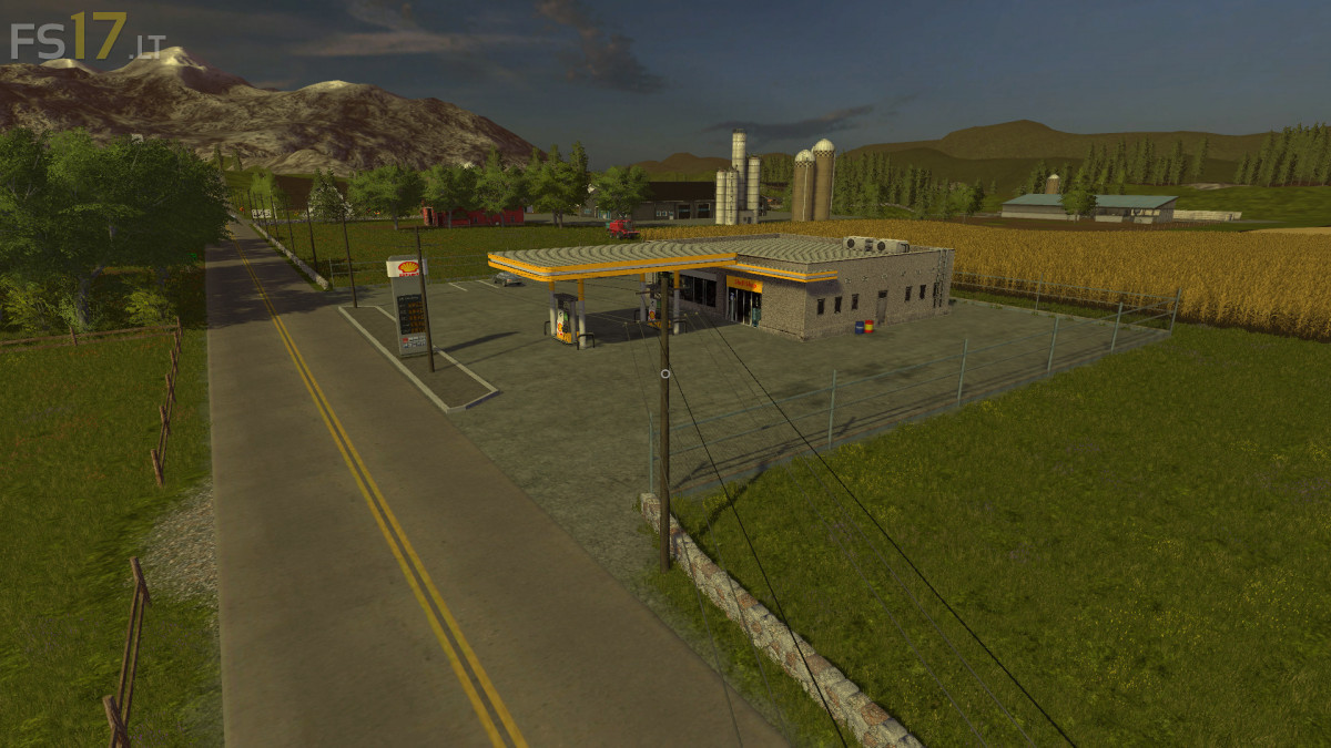 Woodmeadow Farm Map V 1 1 2 Fs17 Mods
