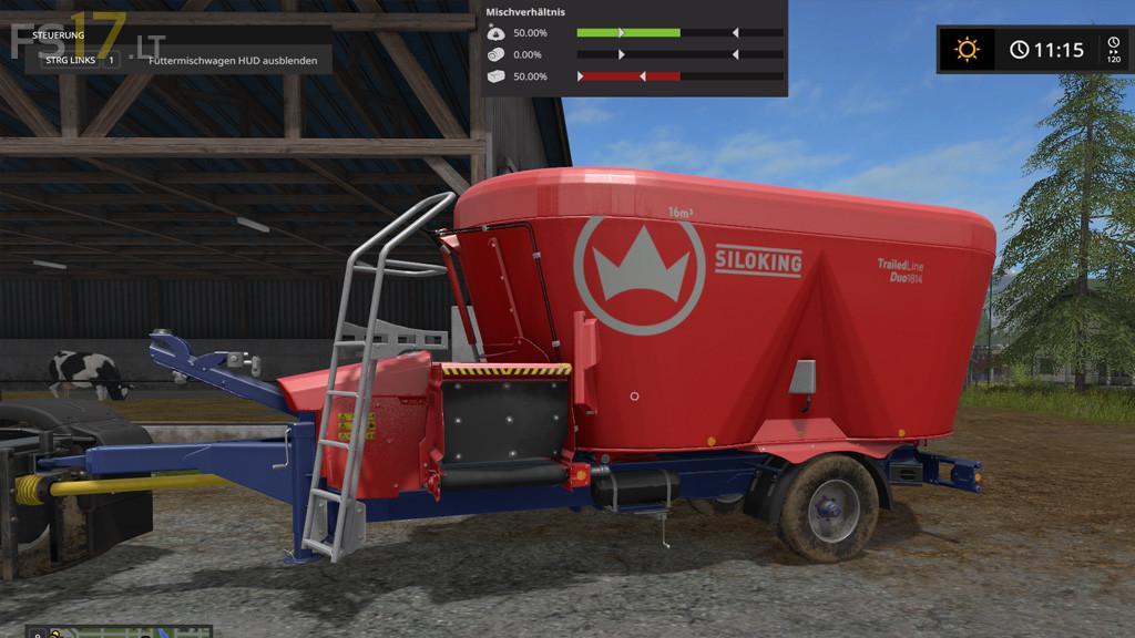 Fs19 Mixer Wagon