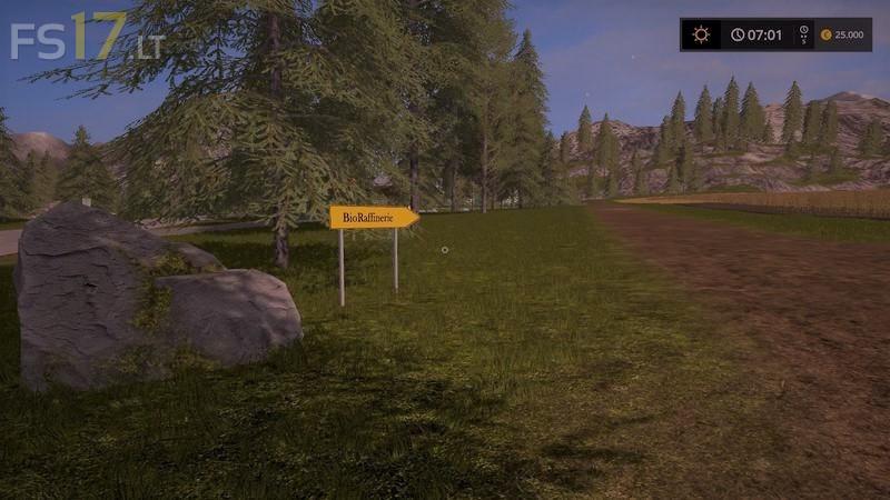 Goldcrest Valley XXL Hof Map v 2 3 2 - FS17 mods