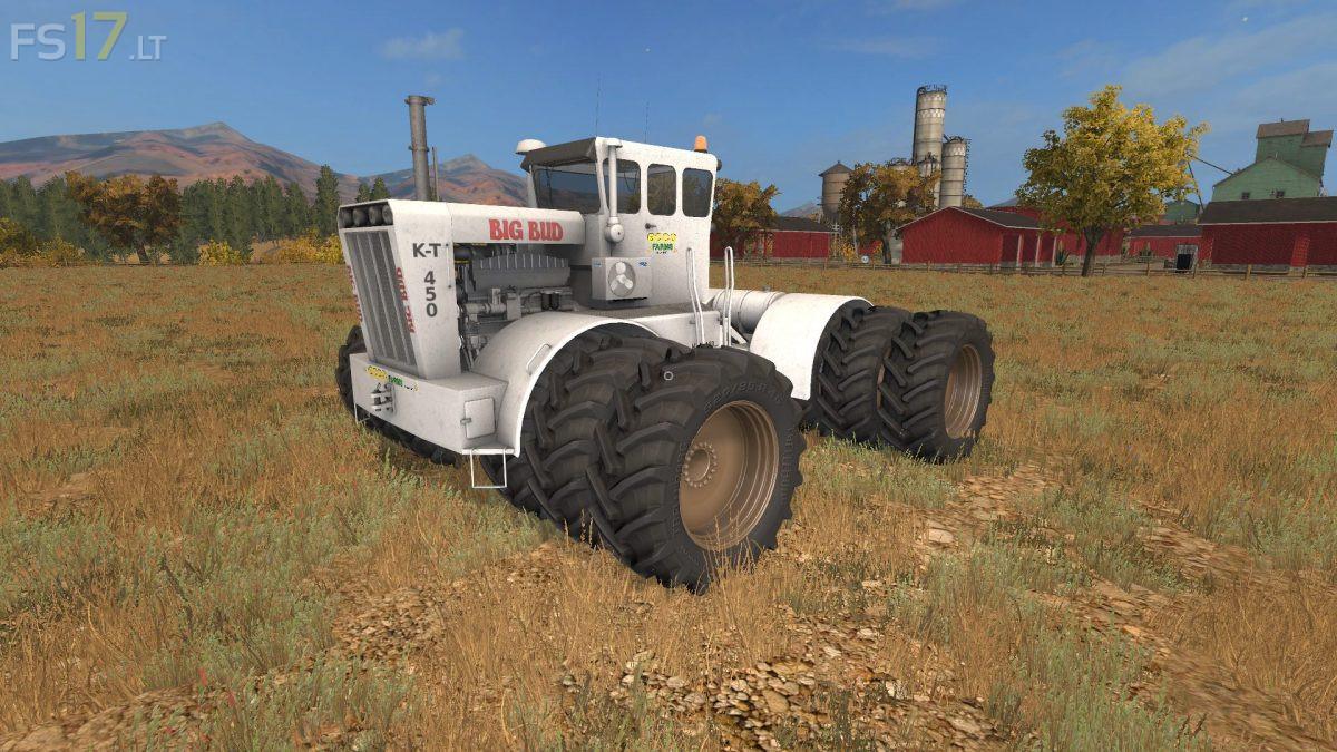 Big Bud K T 450 V 11 Fs17 Mods