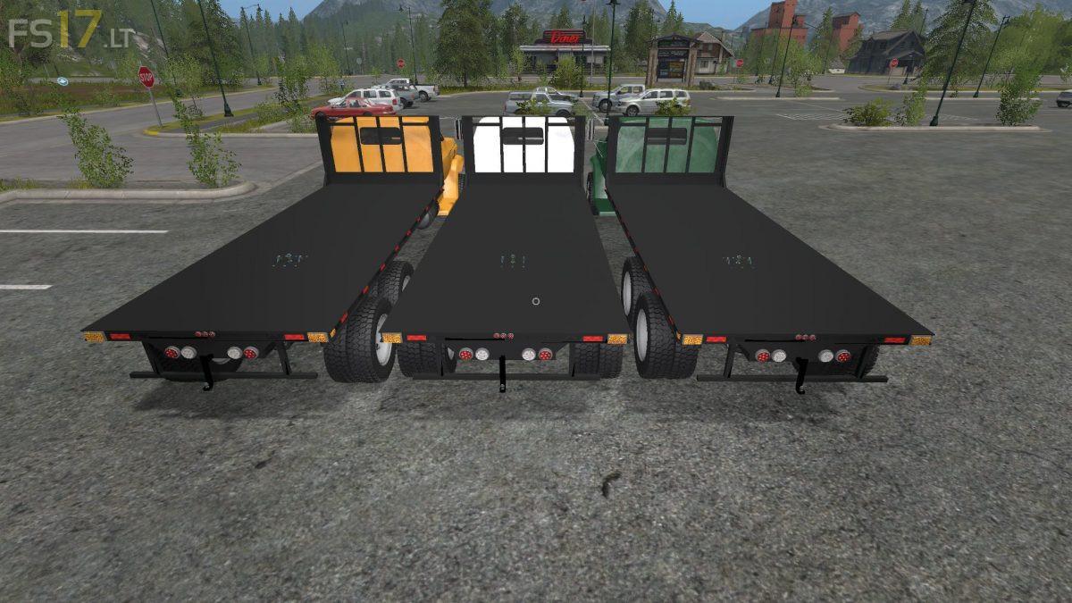 Dodge Flatbed Mod For Fs19 | 2019 Trucks