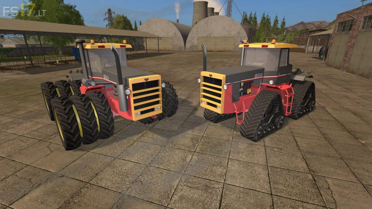 Versatile 856 v 1 0 fs17 mods for Versatile garages