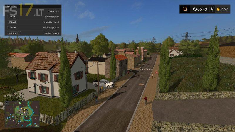 belgique profonde modified map v 1 0 fs17 mods. Black Bedroom Furniture Sets. Home Design Ideas