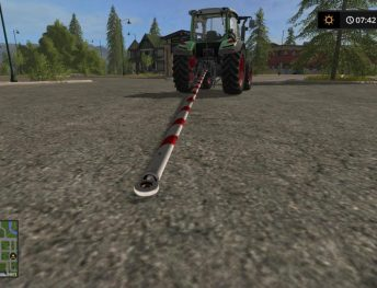 how to get tow bar for fs17