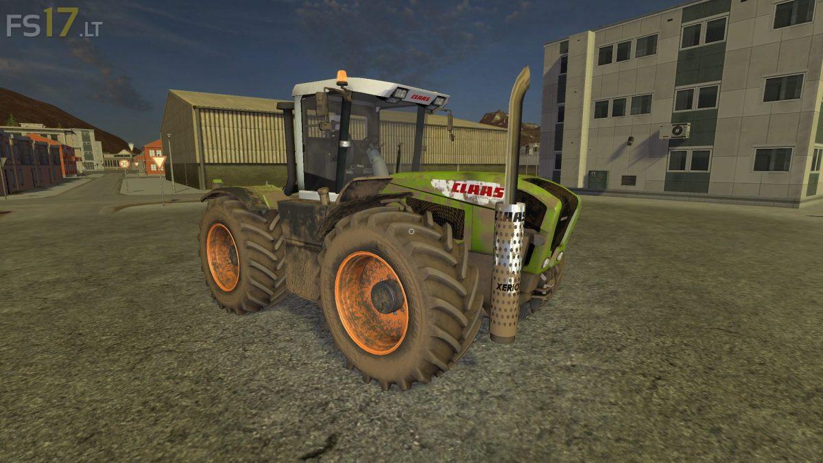 Claas Xerion 3300/3800 v 1 0 - FS17 mods