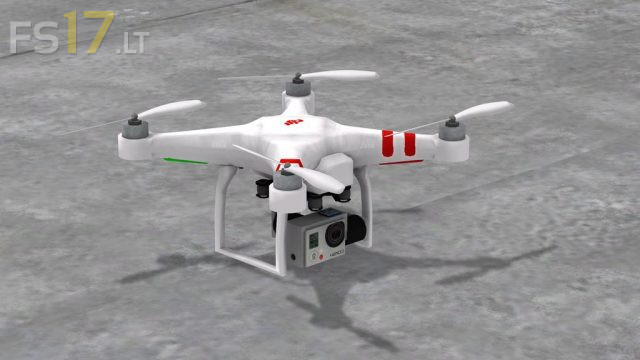 Dji Phantom 2 V 1 0 Fs17 Mods