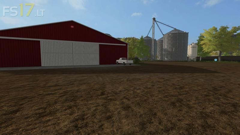 Farming Simulator 17 American Map.The American Dream Map V 1 2 Fs17 Mods