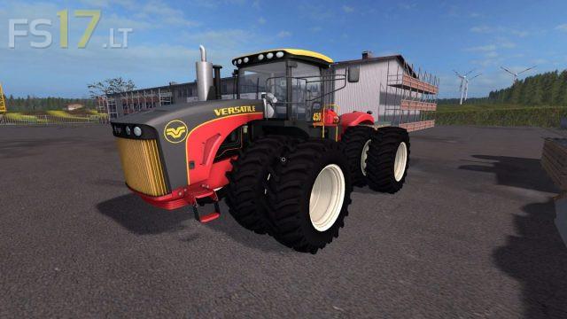 Versatile 450 v 1 0 fs17 mods for Versatile garages