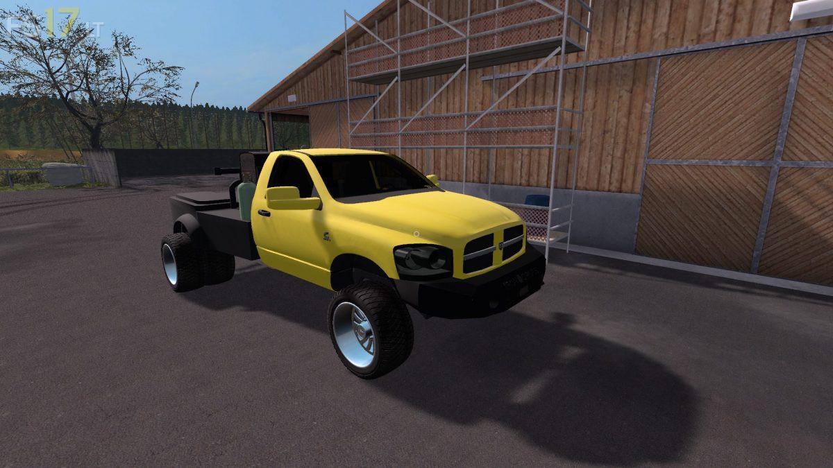 2008 Dodge Welding Rig V 1 0 Multicolor Fs17 Mods