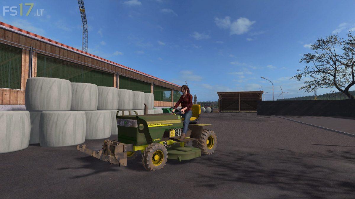 John Deere Riding Mower V 1 0 Fs17 Mods