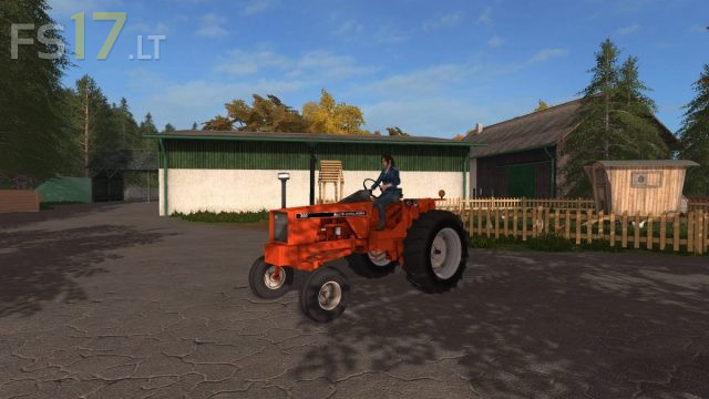 Allis Chalmers 200 V 1 0 Fs17 Mods
