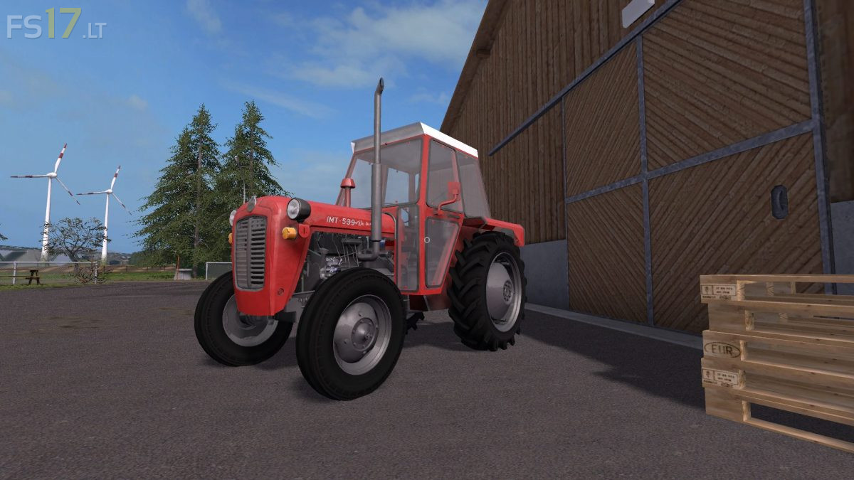 IMT 539 Deluxe v 1.1