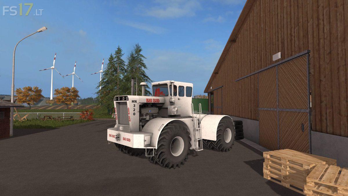 Big Bud Hn 320 V 10 Fs17 Mods
