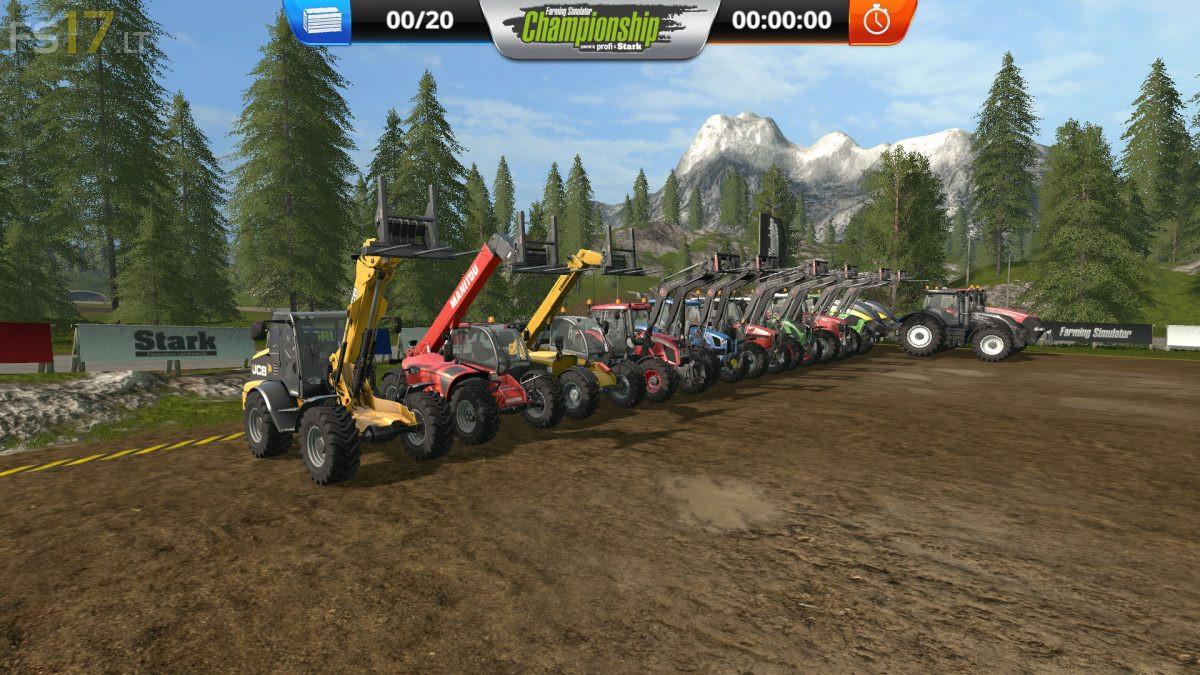 farming simulator championship map   fs mods