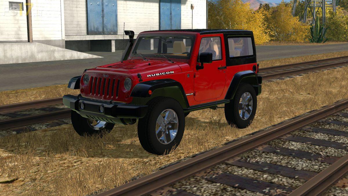 Jeep Jk Mods >> Jeep Wrangler Rubicon V 1 0 Fs17 Mods