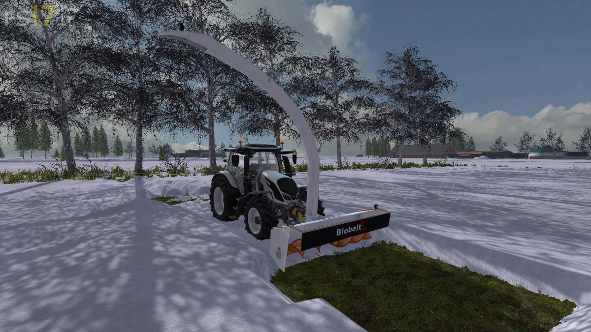 Farming Simulator 17 Snow