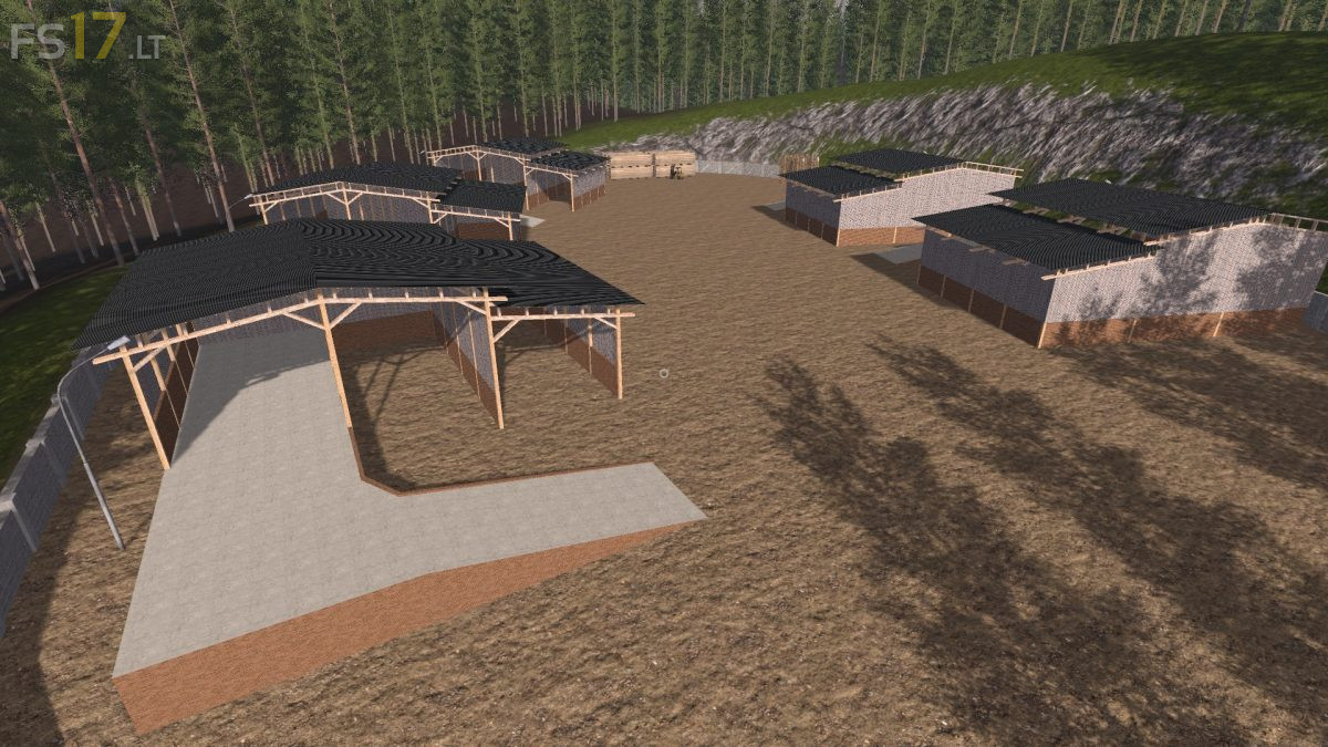 Appalachian Mountain Logging Map V 2 1 Fs17 Mods
