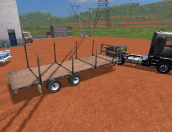 Forestry Trailers - FS17 mods