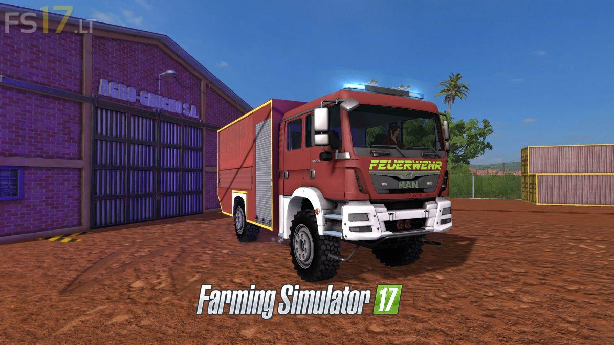Fs17 Fire Station