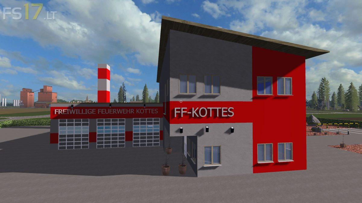 Kottes Fire Department v 1 0 - FS17 mods
