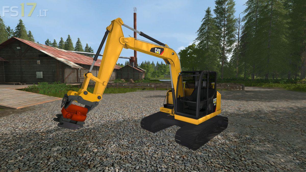 Forklifts amp Excavators Farming Simulator 2019  19 LS mods