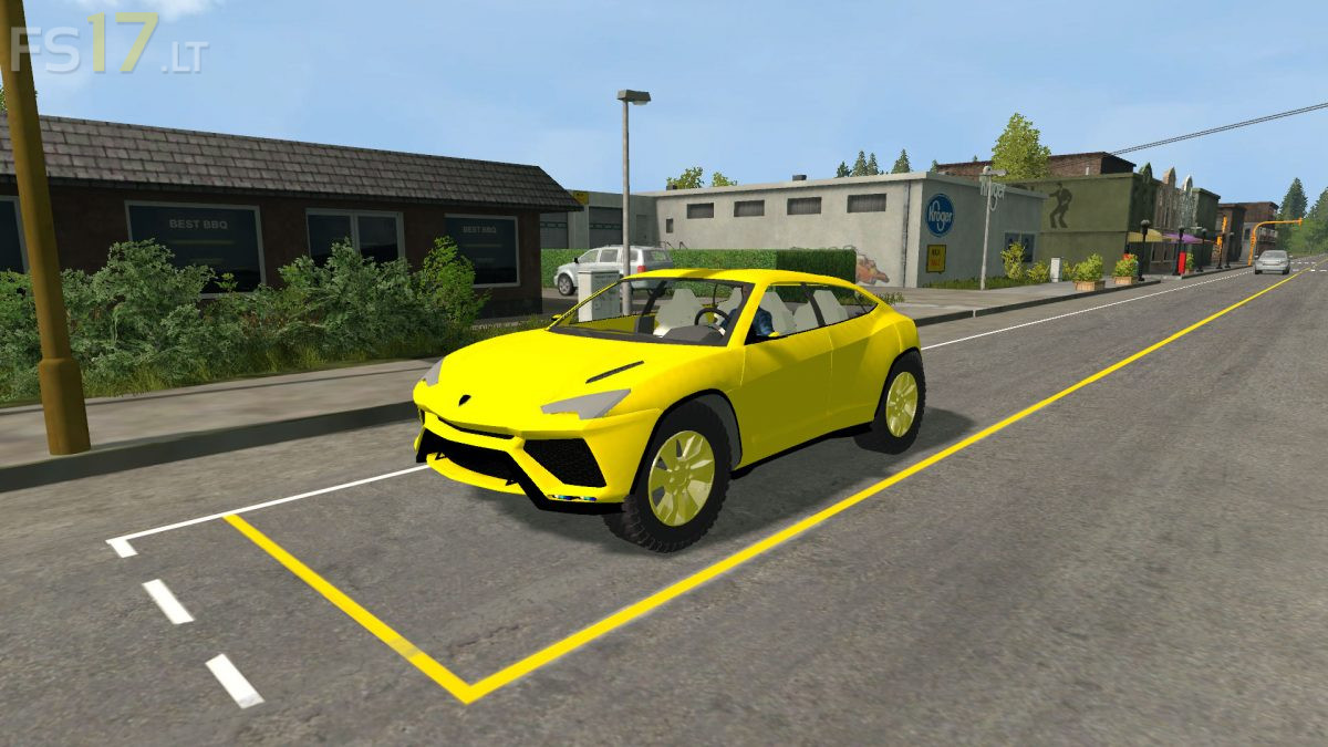 Lamborghini Mods For Fs17 ✓ Lamborghini Super Car